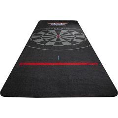 Bulls Carpet Dart mat 300x95 cm Black