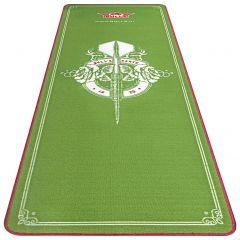 Bulls Carpet Mat Green 241x80 cm