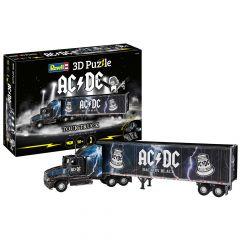 AC/DC Tour Truck (3D Puzzle)