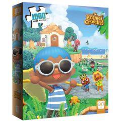 "Animal Crossing: New Horizons ""Summer Fun"" 1000-Piece Puzzle"