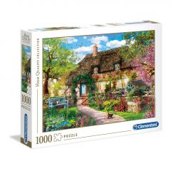 Clementoni puzzel 1000 The Old Cottage