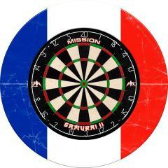 Designa Dartboard Surround - Design Collection - Heavy Duty - France