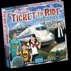 Ticket to Ride - Japan & Italië