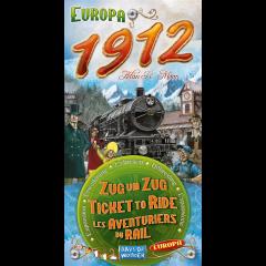Ticket To Ride - Europa 1912 Uitbreiding Multilingual