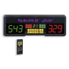 Favero Game On Digitaal Scoreboard met Afstandsbediening