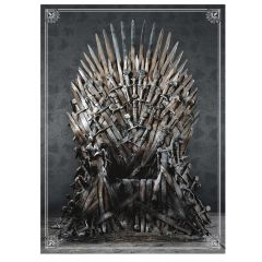 Game of Thrones - The Iron Throne Puzzel 1000