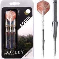 Loxley Robin Darts - Steel Tip - Smooth