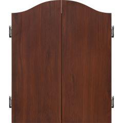 Mission Dartbord Cabinet Deluxe Sedona Rood