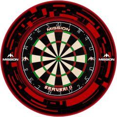 Mission Dartboard Surround - Design Collection - Heavy Duty - Paradox