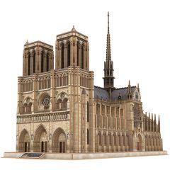 Notre Dame de Paris 3D Puzzle - 293pc