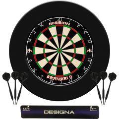Mission Samurai V2 Complete dartstet
