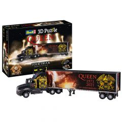 QUEEN Tour Truck - 50th Anniversary 3D Puzzle
