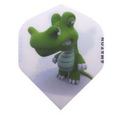 Amazon Flights Cartoon Std Krokodil