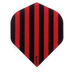 DSX Flights Stripe Black & Red | OP=OP
