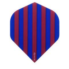 DSX Flights Stripe Blue & Maroon | OP=OP