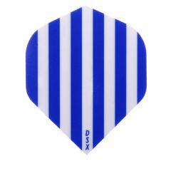 DSX Flights Stripe Blue & White | OP=OP
