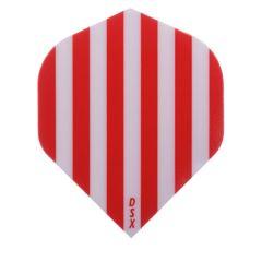 DSX Flights Stripe Red & White | OP=OP