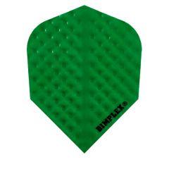 Harrows Flights Dimplex Color Green