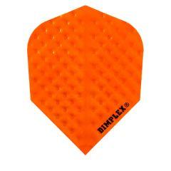 Harrows Flights Dimplex Color Orange