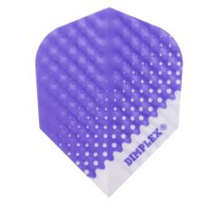 Harrows Flights Dimplex Fade Purple