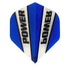 McCoy Flights Power Max Trans Blue