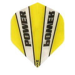 McCoy Flights Power Max Trans Yellow