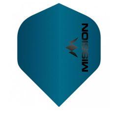 Mission Flight Logo 100 Blue