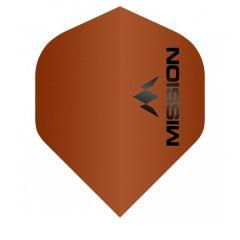 Mission Flight Logo 100 Bronze