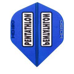 Pentathlon Flights 150HD Std Blue