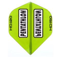 Pentathlon Flights 150HD Std Green