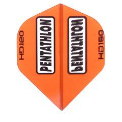 Pentathlon Flights 150HD Std Orange