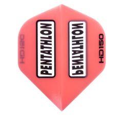 Pentathlon Flights 150HD Std Pink