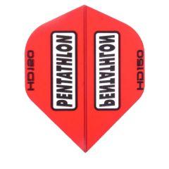 Pentathlon Flights 150HD Std Red