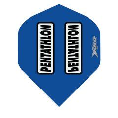 Pentathlon Flights 180HD Extreme Std Blue