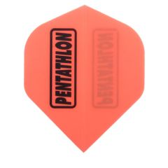 Pentathlon Flights Color Fluor Orange