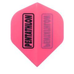 Pentathlon Flights Color Fluor Pink
