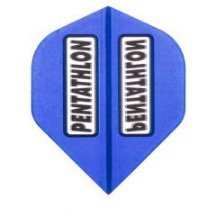Pentathlon Flights Color Trans Blue