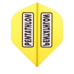 Pentathlon Flights Color Trans Yellow