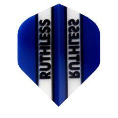 Ruthless Flight Panels Std Clear Blue Dark