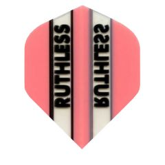 Ruthless Flight Panels Std Clear Pink