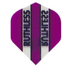 Ruthless Flight Panels Std Clear Purple
