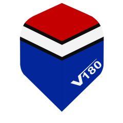 v180 Flights Chevron Solid V Flag Nederland | OP=OP