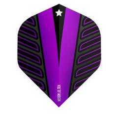 Target Flight Rob Cross VU No2 Wide Purple