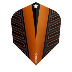 Target Flight Rob Cross VU No6 Small Orange