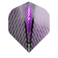 Target Flight Quartz No2 Wide Purple OP=OP