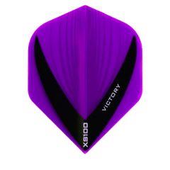 Victory Flights XS100 Std Vista Purple
