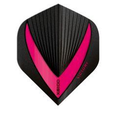 Victory Flights XS100 Std Vista-R Black Pink