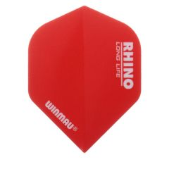 Winmau Flights Rhino Color Red