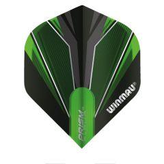 Winmau Flight Prism Alpha Black & Green 154
