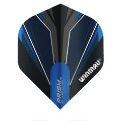 Winmau Flight Prism Black & Blue 153